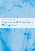 International Journal of Services and Operations Management (IJSOM)