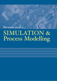 International Journal of Simulation and Process Modelling (IJSPM)