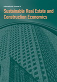 International Journal of Sustainable Real Estate and Construction Economics (IJSRECE)