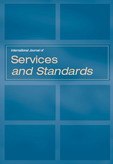 International Journal of Services and Standards (IJSS)