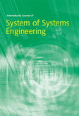 International Journal of System of Systems Engineering (IJSSE)
