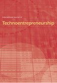 International Journal of Technoentrepreneurship