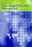 International Journal of Technology, Policy and Management