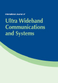 International Journal of Ultra Wideband Communications and Systems (IJUWBCS)