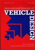 International Journal of Vehicle Design (IJVD)