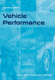 International Journal of Vehicle Performance (IJVP)