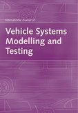 International Journal of Vehicle Systems Modelling and Testing (IJVSMT)