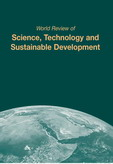 World Review of Science, Technology and Sustainable Development (WRSTSD)