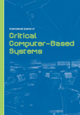 International Journal of Critical Computer-Based Systems
