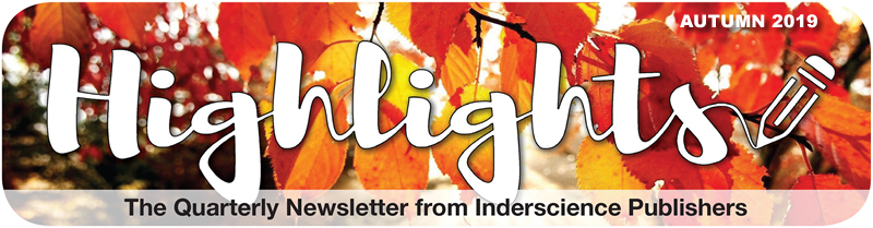 autumn Highlights newsletter