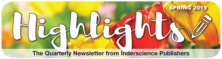 spring Highlights newsletter