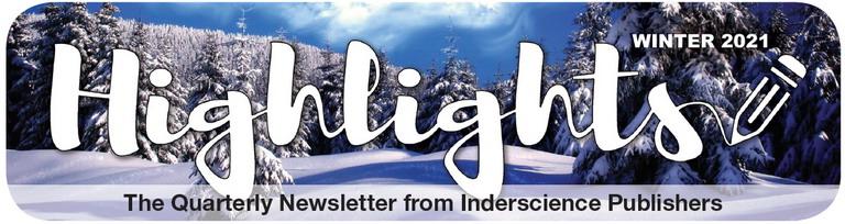 winter Highlights newsletter